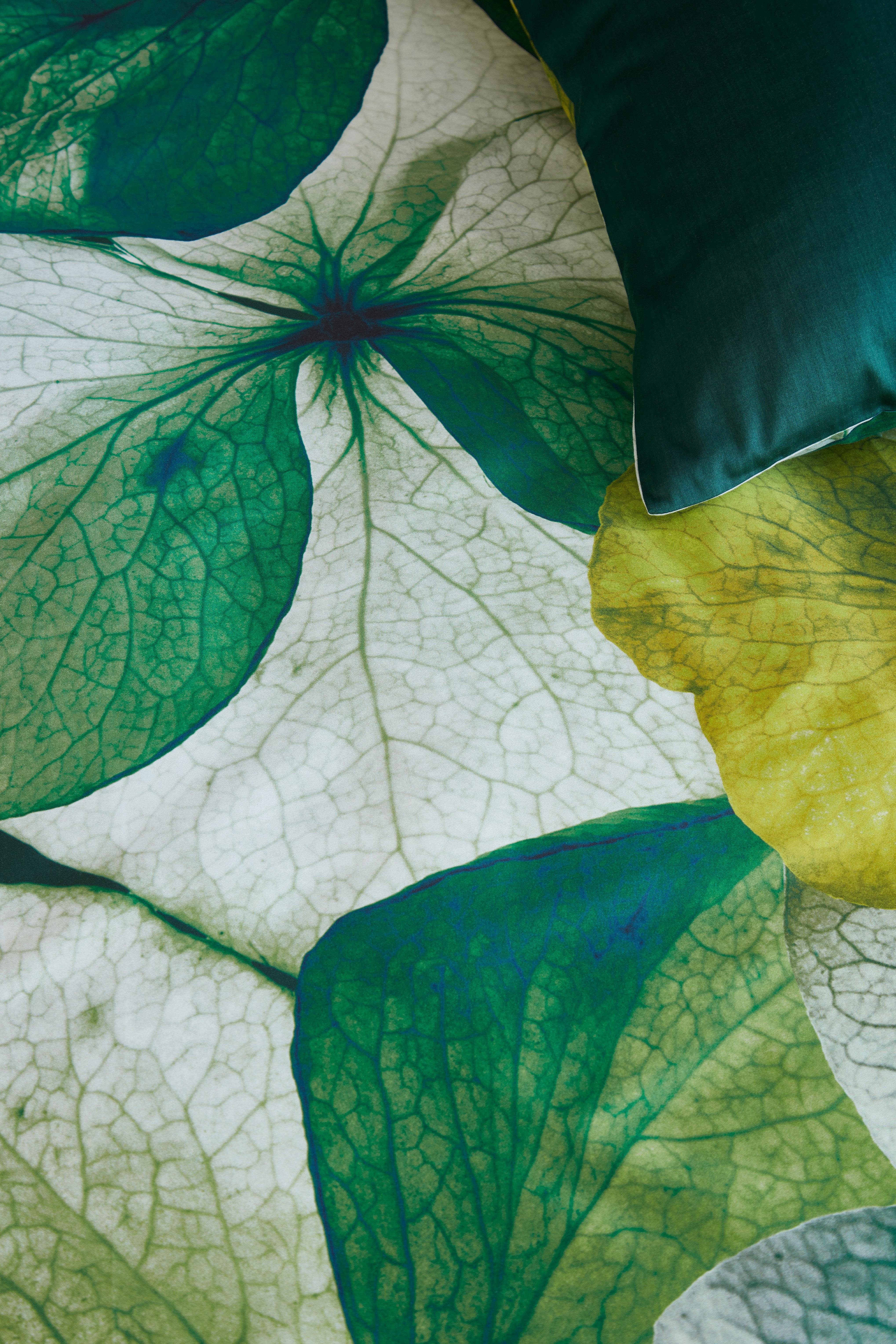 Beddinghouse Dekbedovertrek Stella Green 21638_