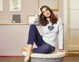 Ringella Lingerie Pyjama 226 Ciel 9561213P | 21343_