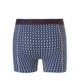 Ten Cate Men Fine Shorts 2-Pack Petrol Petrolprint 30884 | 21249_