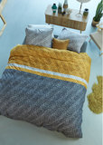 Beddinghouse Flanel Dekbedovertrek Merino Gold 20022_