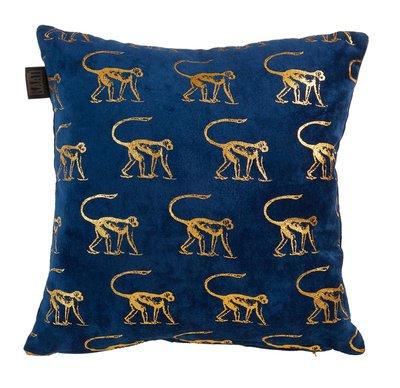 Kaat Sierkussen Monkey Blue 21394