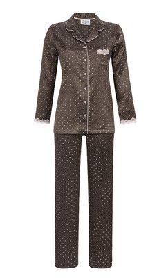 Ringella Lingerie Pyjama Charcoal Grey 9562227   21451