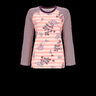 Ringella Bloomy Shirt Perle 9551405P | 21408