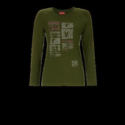 Ringella It's For You Shirt Oliv 9521403 | 21434