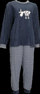 Lunatex Meisjes Pyjama Donkerblauw 14-4030.00 | 21533