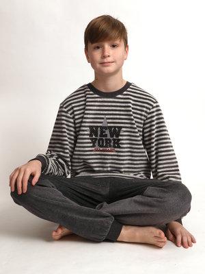Outfitter Jongens Pyjama Grijs 351786 | 21328