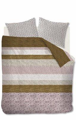 Beddinghouse Flanel Dekbedovertrek Valdemar Soft Pink 21512