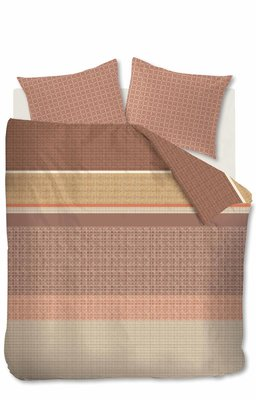 Beddinghouse Dekbedovertrek Birger Red 21595