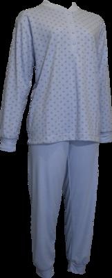 Lunatex Pyjama Blauw 12-4134.00 | 21559