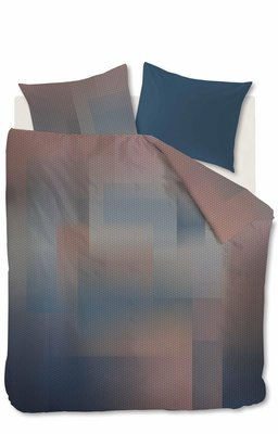 Kardol Dekbedovertrek Multiply Blue 21639