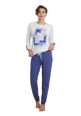 Hajo Pyjama Ivoor 45158   21395