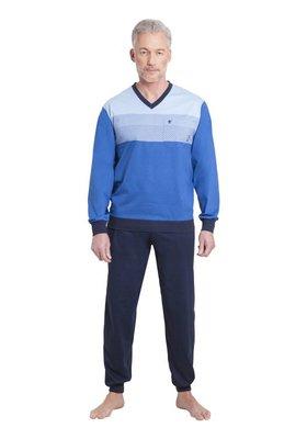 Hajo Klima Komfort Pyjama Marine 53226 | 21400