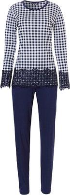 Pastunette  DeLuxe Pyjama 526 Dark Blue 25192-315-2   21305