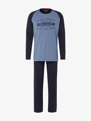 Tom Tailor Pyjama Blue 71089 | 21377