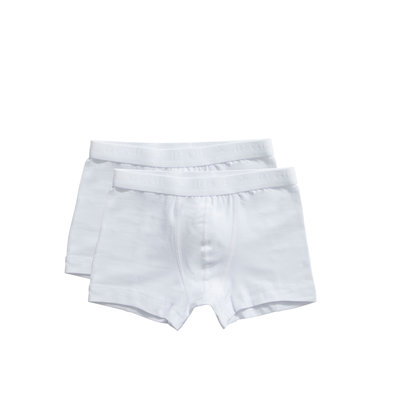Ten Cate Boys Basic Shorts White 31122 | 21561
