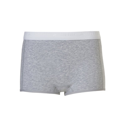 Ten Cate Girls Teens Shorts 2-Pack Grey 31125 | 20934