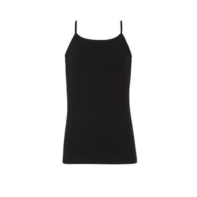 Ten Cate Girls Teens Spaghetti Shirt Black 31189 | 20938