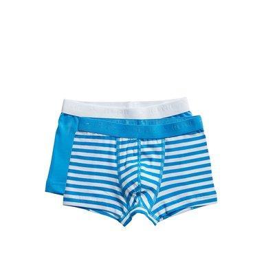 Ten Cate Boys Basic Shorts Blue Stripe 31122 | 21564