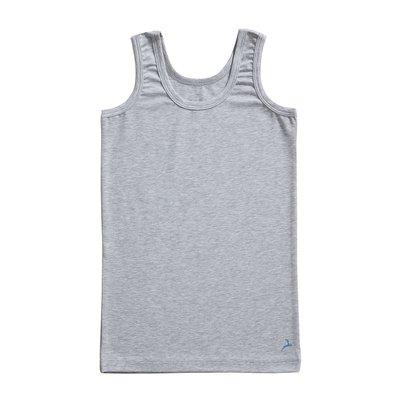 Ten Cate Boys Basic Shirt Grey 31123 | 21568