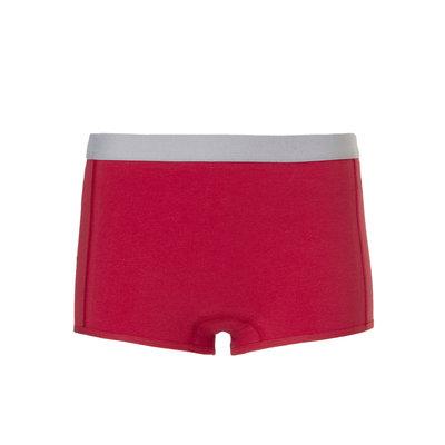 Ten Cate Girls Teens Short Ribbon Red 30972 | 21282