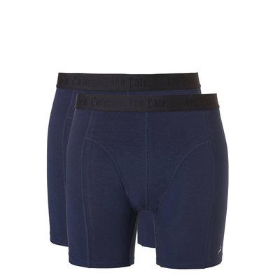 Ten Cate Basic Bamboo Long Shorts Black Iris 30863 | 21552