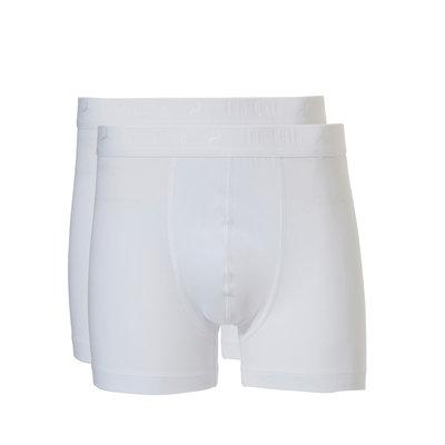 Ten Cate Boys Teens Basic Shorts White 31196 | 21574