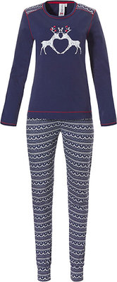 Rebelle Pyjama 523 DarkBlue 21192-441-2 | 21657