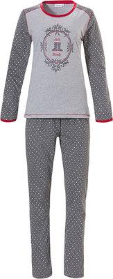Pastunette Pyjama Grey 20192-115-2 | 21654