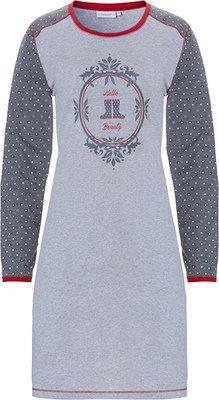 Pastunette Nachthemd Grey 10192-115-2 | 21653