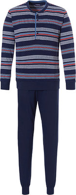 Pastunette For Men Pyjama Blue 23192-621-4 | 21665