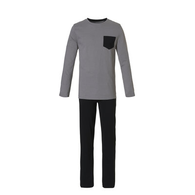 Ten Cate Men Pyjama Black 31107-3147 | 21769
