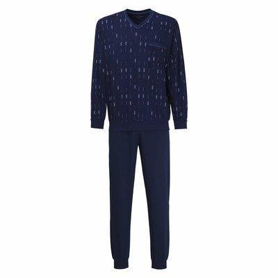 Götzburg Pyjama 636 Blue 451846-4008 | 21522