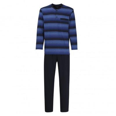 Götzburg Pyjama 622 Blue Stripe 451850-4065 | 21518