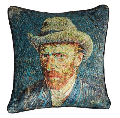 Beddinghouse Sierkussen Van Gogh Blue 21908