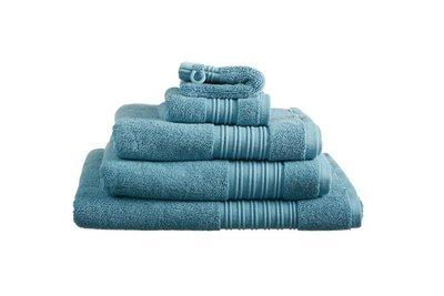 Beddinghouse Badgoed Sheer Blue 21155