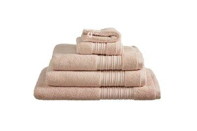 Beddinghouse Badgoed Sheer Soft Pink 21159