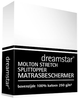 Dreamstar Molton Stretch Splittopper 20276