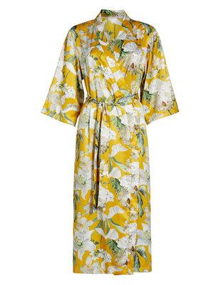 Essenza Kimono Ilona Rosalee Yellow 22088