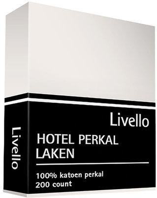 Hotel Collection Perkal Katoen Laken Ivoor HCSTDIV LKN | 572