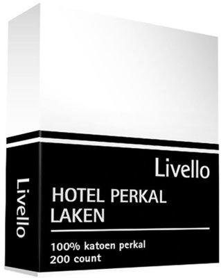 Hotel Collection Perkal Katoen Laken Wit HCSTDWI LKN | 571