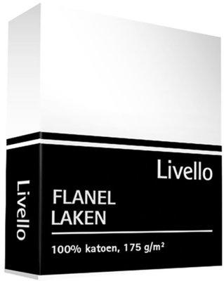 Livello Flanel Laken Wit LAFLA35WI | 560