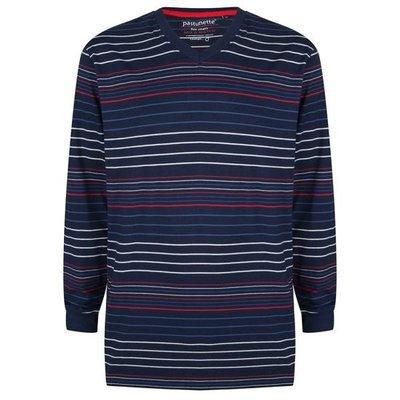 Pastunette Mix & Match Shirt Blauw 4399-622-2 | 16245