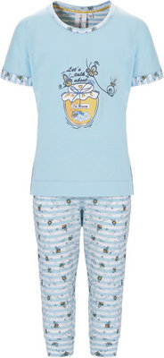 Rebelle Kids Shortama 503 Cristal Blue 24191-435-2 | 20724