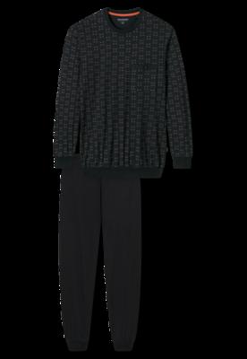 Schiesser Pyjama Whisky 163649 | 19668