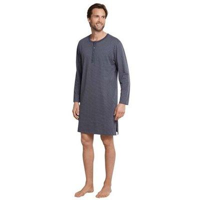 Schiesser Sleepshirt Antraciet - 203 159632 | 17846