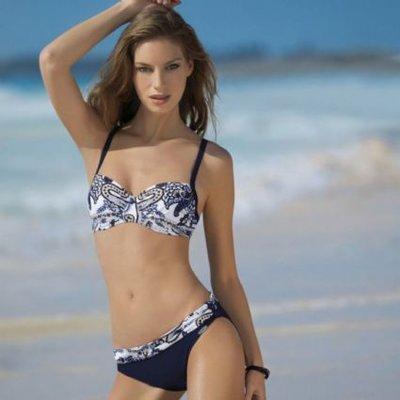 Sunflair Bikini Blauw 21286/21287 | 18825-18826