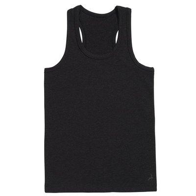 Ten Cate Boys Basic Racerback Shirt Black Melee 30040 | 17496