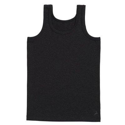 Ten Cate Boys Basic Shirt Black Melee 30037 | 17487