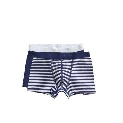 Ten Cate Boys Basic Shorts Navy Stripe 31122 | 21562