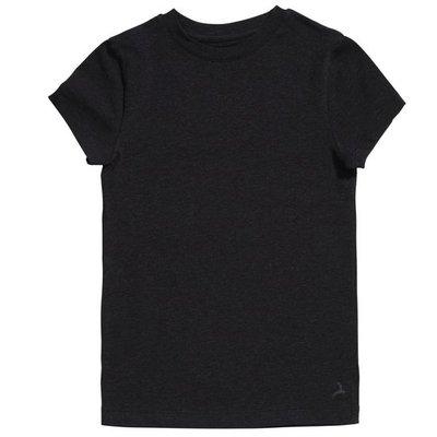 Ten Cate Boys Basic T-shirt Black Melee 30038 | 17490
